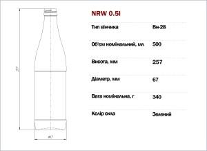 NRW гвинт 500