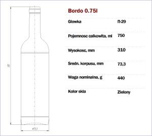 Bordo 750