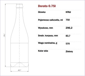 Dorato 750