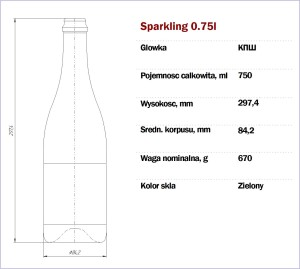 Sparkling 750 КПШ